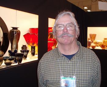 Michael Nourot Art Glass Adammsgallery