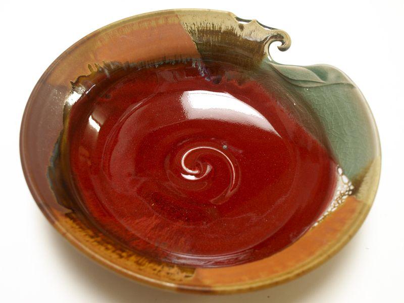 Ah med spiral curl bowl