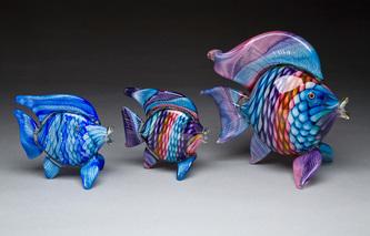 Mad Art Fish