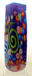 Mad Art Purple Spiral Tall-n